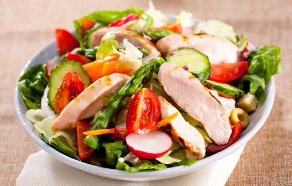 Premium Southwest Salad with Grilled Chicken