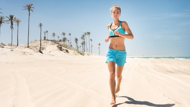 Capitalize On The Beauty Of Beach And Strength Enhancing Workout Running Sand Provides Especially Dry Loose Strengthens