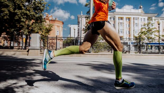 5 Reasons to Wear Compression Sleeves and Socks | ACTIVE