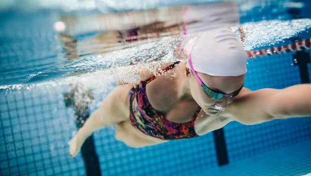 3 Swim Workouts For Runners