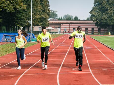 how to use track workouts in endurance training  active