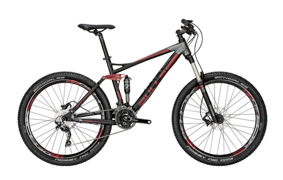 50df7f535ce It's difficult to find a quality, full-suspension mountain bike for under  $1,500. The Wild Cup model from German-based Bulls is one of the rare  exceptions, ...