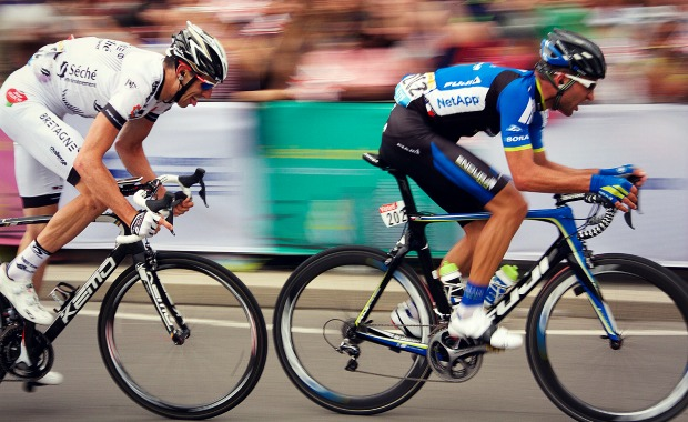 How to Become a Faster Sprinter on the Bike | ACTIVE