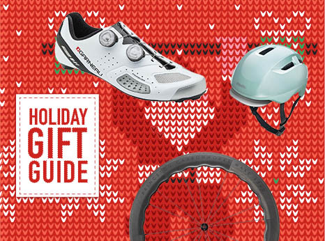 The 2018 Holiday Gift Guide for Cyclists