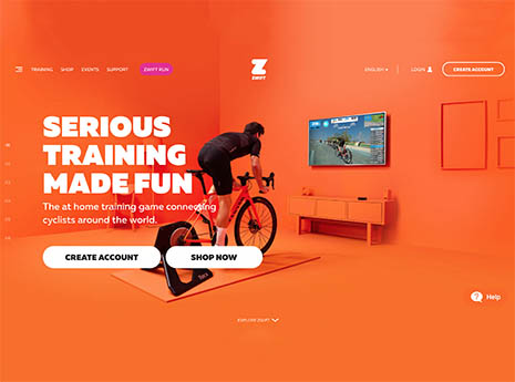 A Cyclist's Guide to Training With Zwift