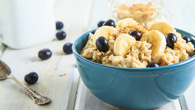 why every cyclist should eat oatmeal active