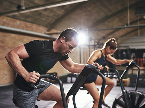 high intensity interval training for beginners  active
