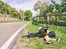 How to Crash Your Bike for Minimal Injury and Damage