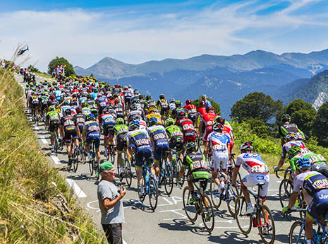 How to Get Into Pro Cycling