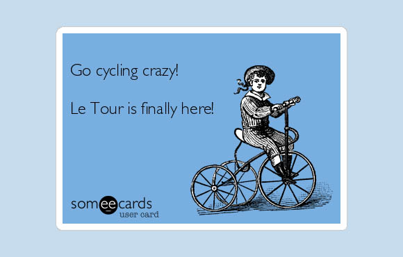 CARD BIKE NINJA CYCLING BUT NO ITS YOUR BIRTHDAY