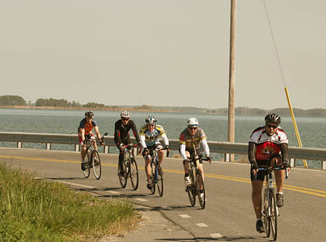 6 Basic Skills for Group Rides
