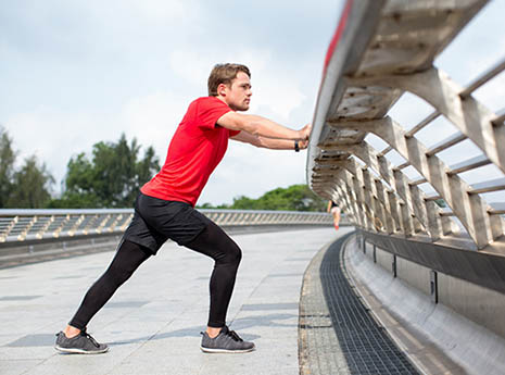 7 Simple Stretches for Cyclists