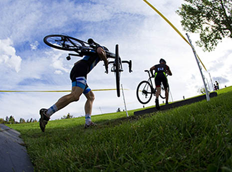 Cyclocross-front