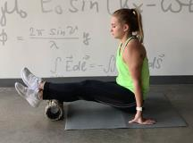 Foam Roller Exercises for Cyclists