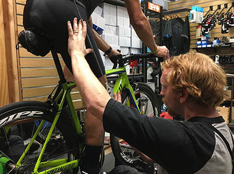 What to Expect When Getting a Bike Fit