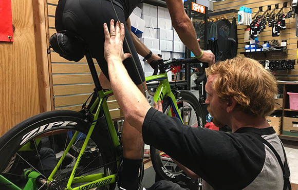 What To Expect When Getting A Bike Fit Active