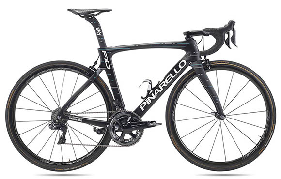 Photo courtesy of Pinarello