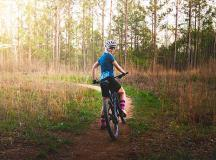 A Roadie Rides a Mountain Bike: Tips for a Beginner