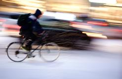 8 Ways to Stay Safe on Your Bike in Winter Conditions