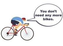 The Worst Cycling Tips We've Ever Heard