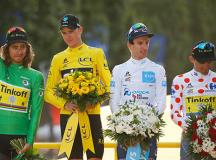 The Jerseys of the Tour de France