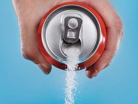 Added Sugar Can Cause Weight Gain High Blood Pressure And Even Heart Disease Steer Your Sweet Tooth Away From These Everyday Foods