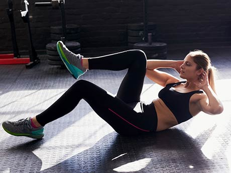 20-Minute Bodyweight Workout for Weight Loss