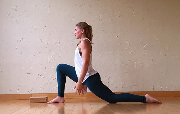 8 Yoga Poses To Target Tight Hip Flexors