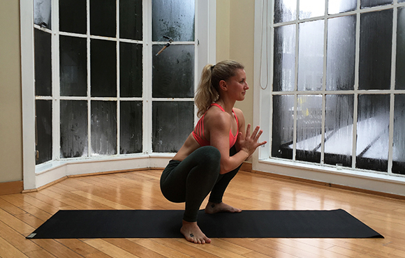 8 Yoga Poses for Tight Hips | ACTIVE