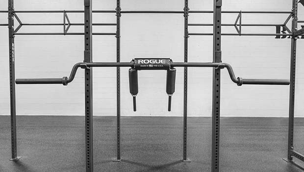 10-Rogue Squat Safety Bar
