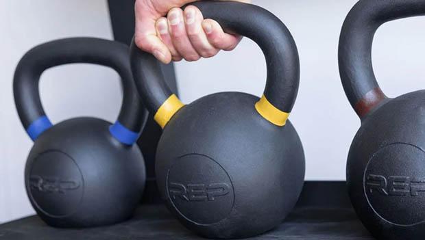 5-REP Fitness Kettlebells