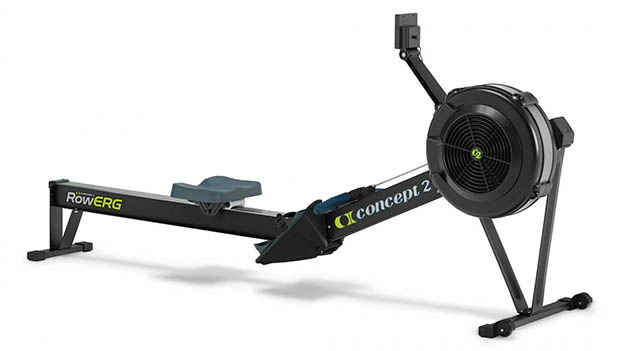 7-Concept2 Rower