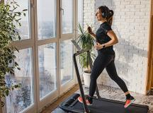The Best Folding Treadmills of 2021 to Squeeze in Some Compact Cardio