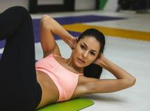7 Ab Exercises You Can Do While Sitting