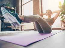 Challenging, At-Home Workouts You Can Do With Limited Equipment