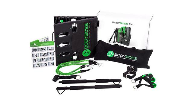 BodyBoss 2.0 Full Portable Home Gym