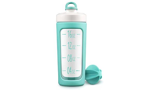 Ello Splendid Glass Shaker