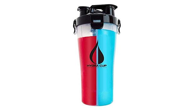 Hydra Cup Dual Shaker Bottle