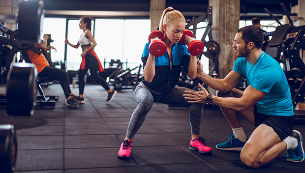 Everything to Expect Your First Time With a Personal Trainer ACTIVE