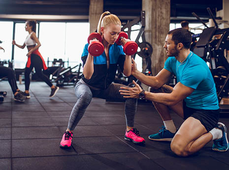 Everything to Expect Your First Time With a Personal Trainer