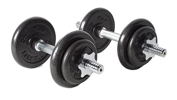 CAP-Barbell-Adjustable-Set