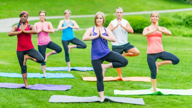 Common Yoga Terms Defined
