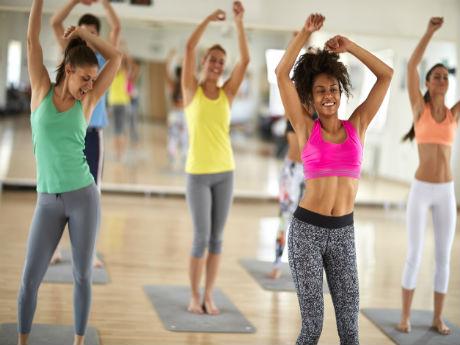 21 Ways to Make Fitness Fun