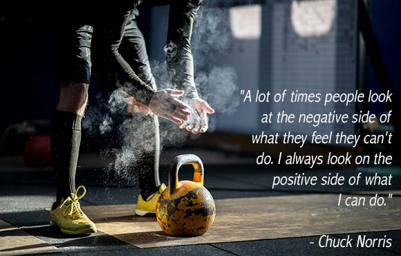 Positive Workout Quotes 30 Motivational Fitness Quotes | ACTIVE Positive Workout Quotes