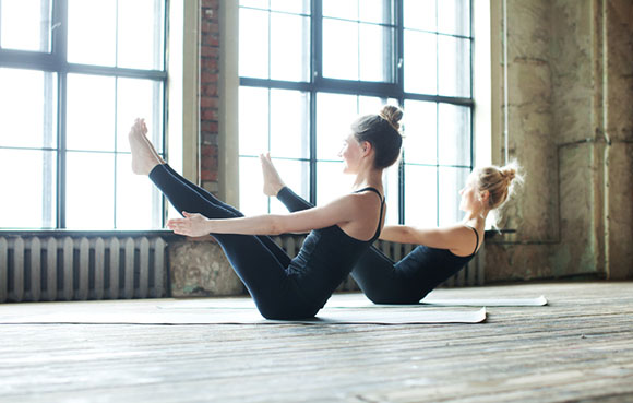 5 Yoga Poses to Help Build Strength