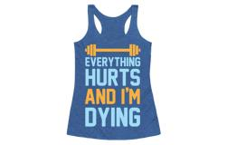 The Funniest Fitness T-Shirts