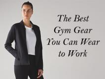 The Best Gym Gear You Can Wear to Work