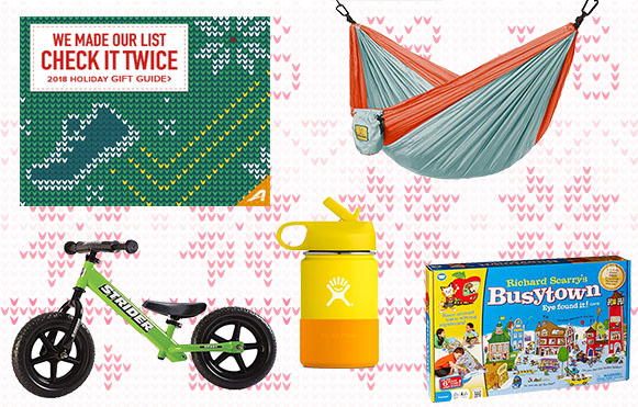 The Holiday Gift Guide for ACTIVE Kids 10 and Under