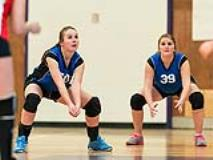 3 Drills for Volleyball Players
