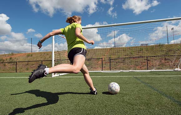 6 Steps to a More Powerful Soccer Shot | ACTIVEkids